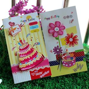 animal theme and holiday decoration gift birthday wishes use