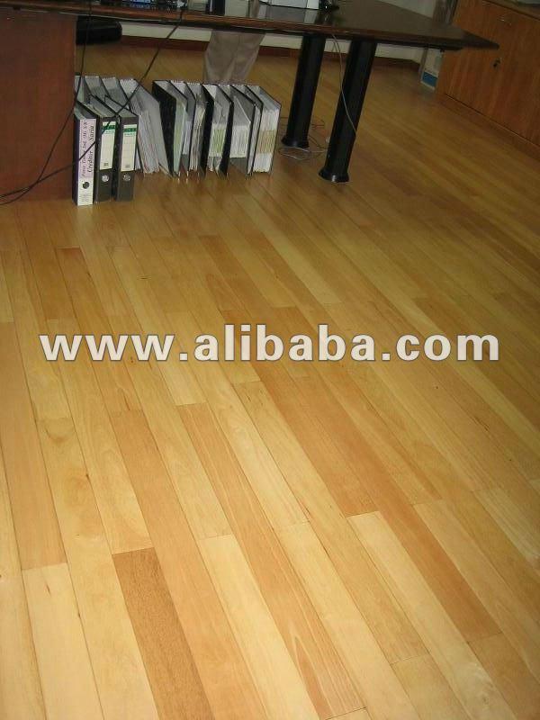 Hevea Solid Wood Hardwood Flooring Buy Flooring Product On