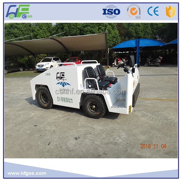 China Airport Tractor Truck Electric Tow Tractor
