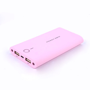 New Design ultra thin long lasting power bank public mobile phone charger