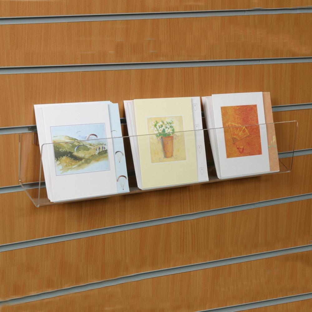Acrylic slatwall greeting card display acrylic slatwall greeting acrylic slatwall greeting card display acrylic slatwall greeting card display suppliers and manufacturers at alibaba kristyandbryce Gallery