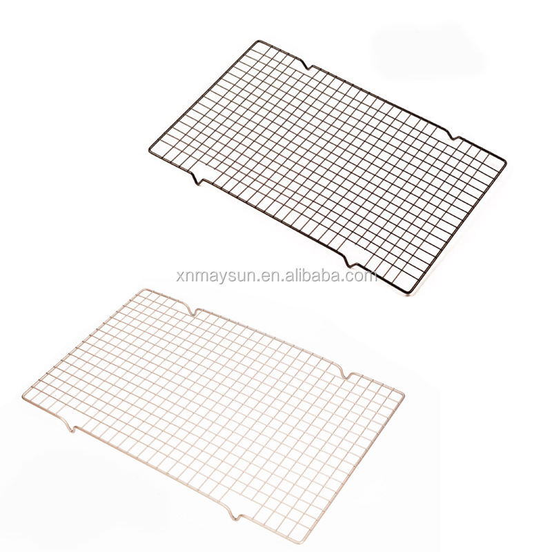 Wire Cooling Sheet Oven hamburger sandwich grill Rack Cookie Pan Home Kitchen Organizer bread cooling netting Cooler shelves