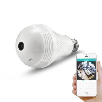Bulb Dvr Camera Security Surveillance