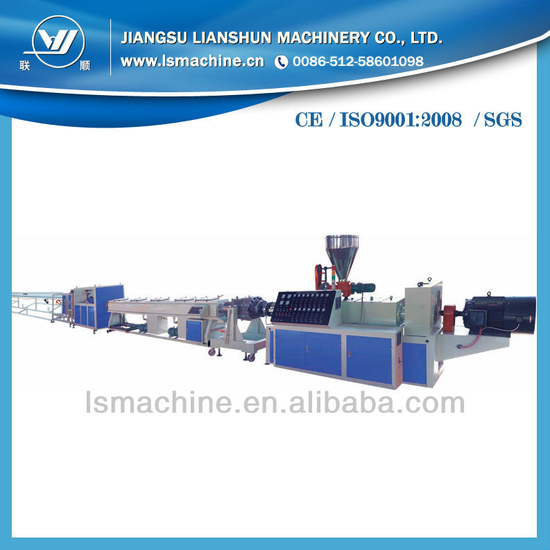 High Quality Pe Irrigation Pipe Extrusion Line