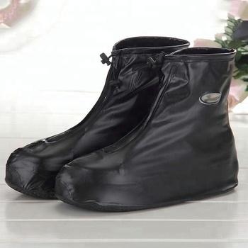 de0e505b9ecb0 2018 Amazon Hot Sell High Quality Both Men And Women Wearable Shoe Cover  Thicken Shoe Cover Waterproof Pvc - Buy Ladys Cover Rain Shoes,Pvc Rain  Shoe ...