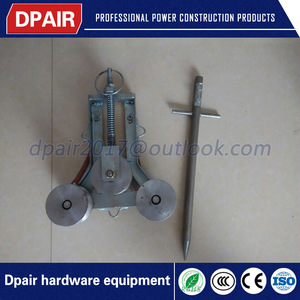 Hook Grounding Pulley Block with good quality made in china