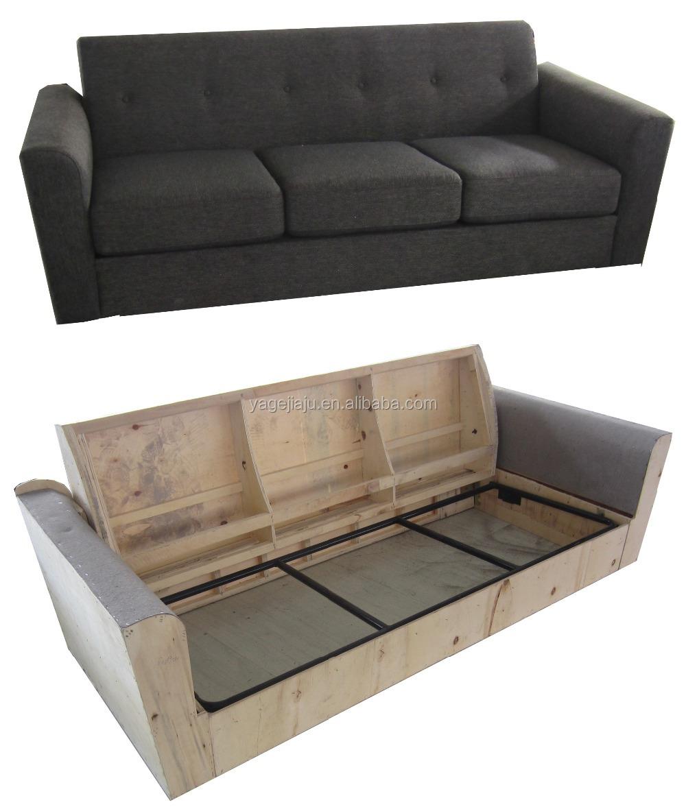 Modern Comfortable Sofa: Modern Low Back Sectional Sofa,Comfortable Fabric Sofa 3+2