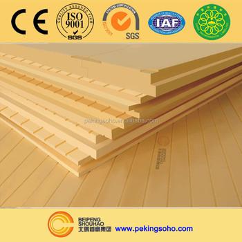 Rigid XPS Insulation Foam Board For Exterior Walls Insulation
