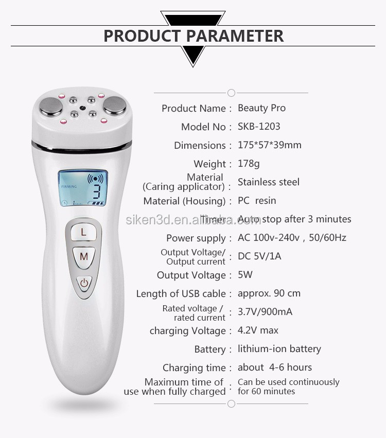 Taobao Alibaba Winkle Remover Ems Portable Rf Radio Frequency Facial  Machine Home Use Anti-wrinkle - Buy Radio Frequency Machine,Radio Frequency