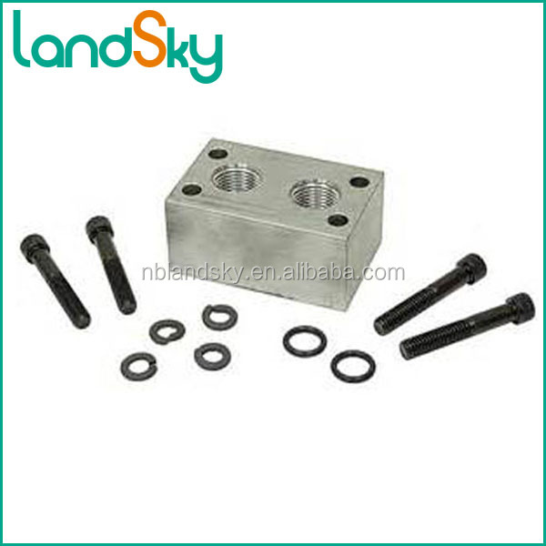 LandSky hydraulic manifold solenoid valve how to make a sprinkler namur
