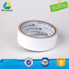 water base solvent base Double Sided adhesive OPP film Tape 80 mic to 160mic for carpet fixing furniture trims