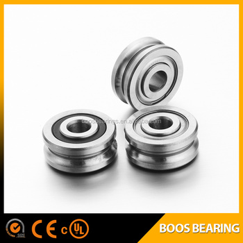 Golden Supplier LFR50/8-8 NPP V type guide bearing/wheel