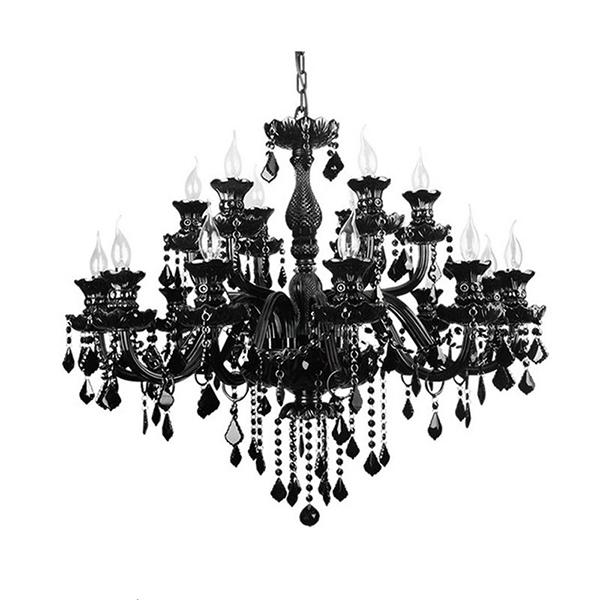 Black chandelierbaccarat crystal chandelier 85545 buy baccarat black chandelierbaccarat crystal chandelier 85545 aloadofball Images