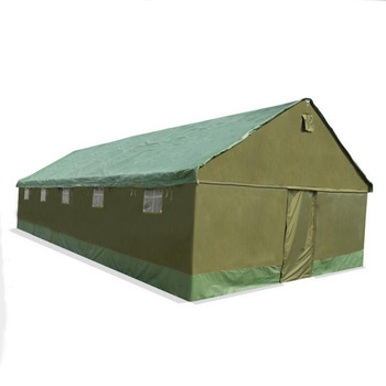Waterproof Canvas Cotton Construction  Industry Tent
