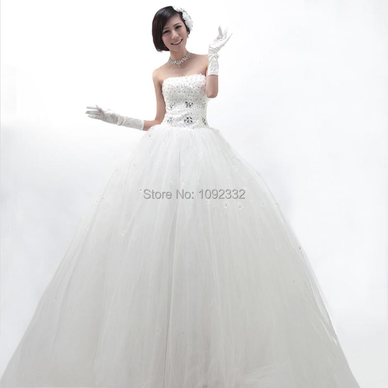 Buy Z 2015 New Plus Size Wedding Dress Pregnant Sexy Maternity Long