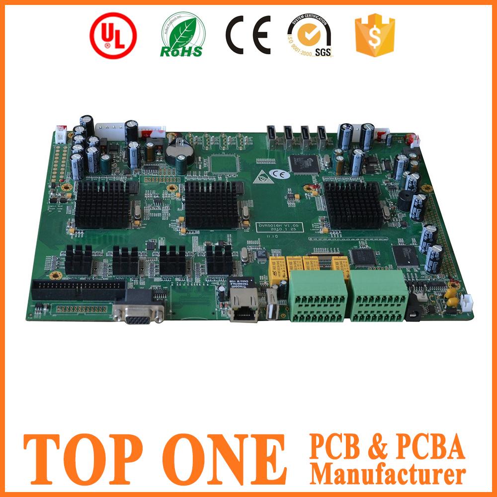 Servo Motor Controller Pcb With Ball Grid Array Technology Buy Rigid Flex Circuit Boards Oem Hasl 1 Oz Copper Pcbball Technologyservo Product On