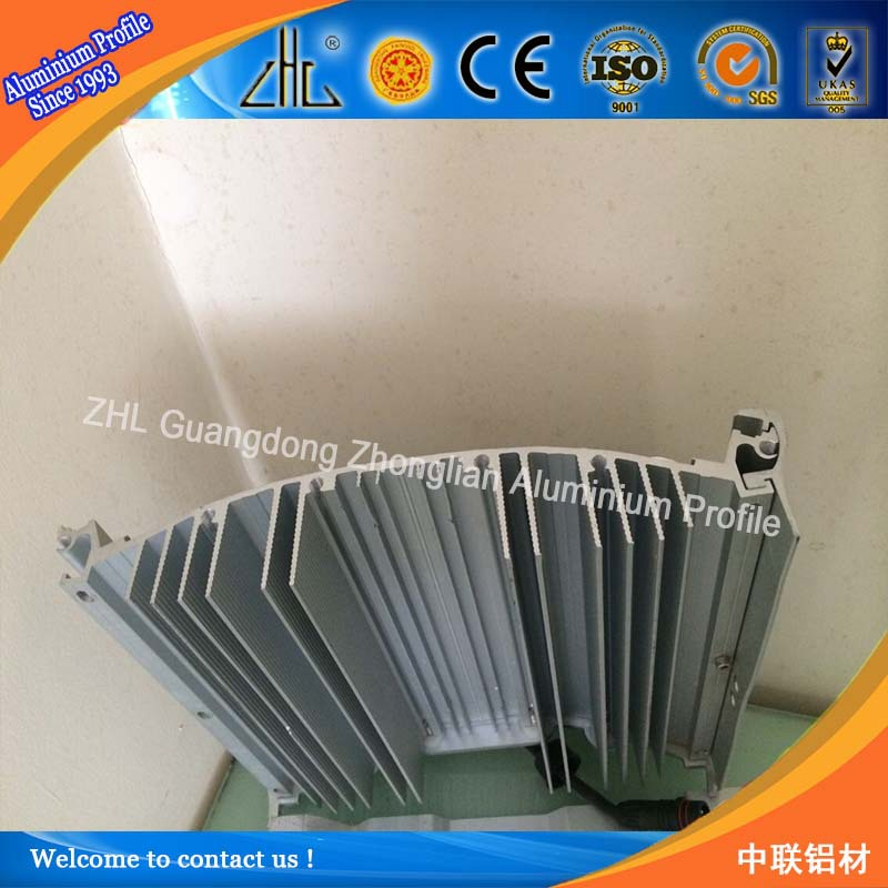 Alibaba China Supplier Aluminium Amplifier Heat Sink / Aluminum ...