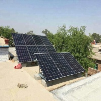 Chinese factory price DC solar kit complete 2KW 3KW ; hybrid home solar panel system 3kw for sale