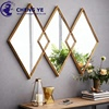 Factory Direct Sales Tempered 3mm 6mm Double Glazing Bath Mirror Glass Sliding Door