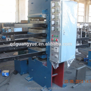 auto rubber door mat making machine with CE