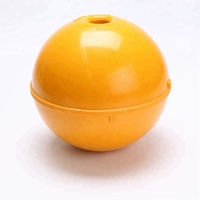 Center Hole Type Fishing Float Ball