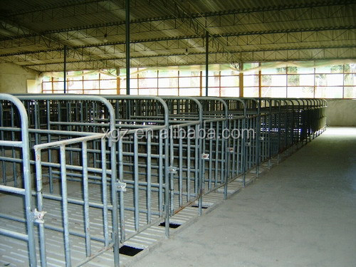 cheap steel structure poultry house piggery farm sheds with advanced equipment