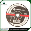 "Double goats 14"" stainless Steel Abrasive Grinding Wheels/ Metal Cutting Disk"