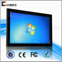 HQ42EW-M1 42 inch computer all in one pc monitors with multi inputs and cheap factory price