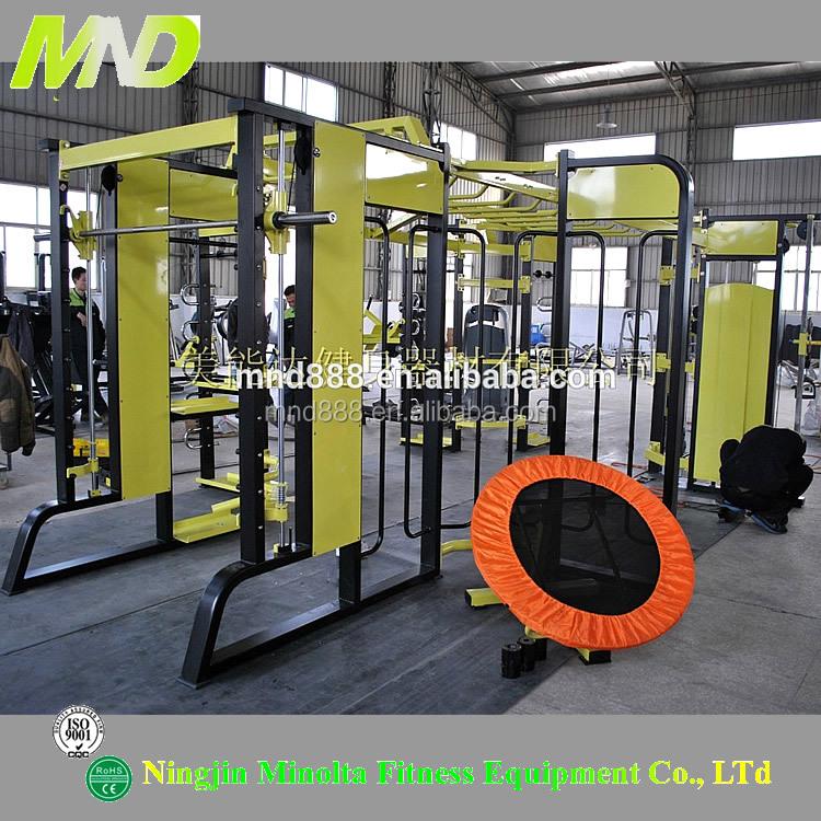 Gym Equipment Japan: MND-Eシナジー360マルチステーションフィットネス機器/ジム機器スポーツフィットネス-ジム用設備-製品ID