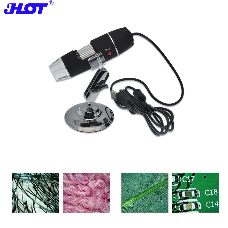2017 best kids gift digital education Christmas gadgets video display USB Microscope new technology