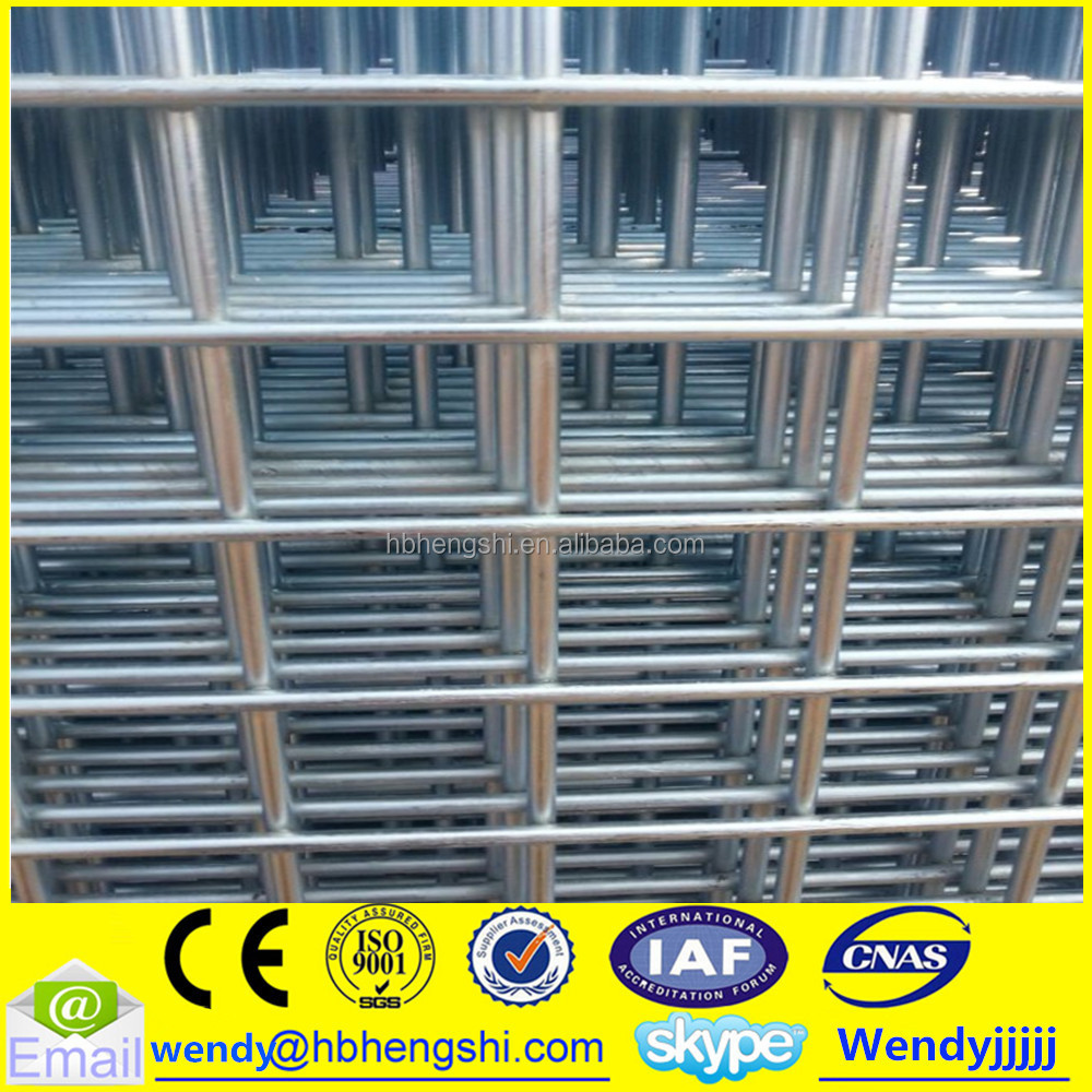 Welded wire fence panels/galvanized welded wire <strong>mesh</strong>