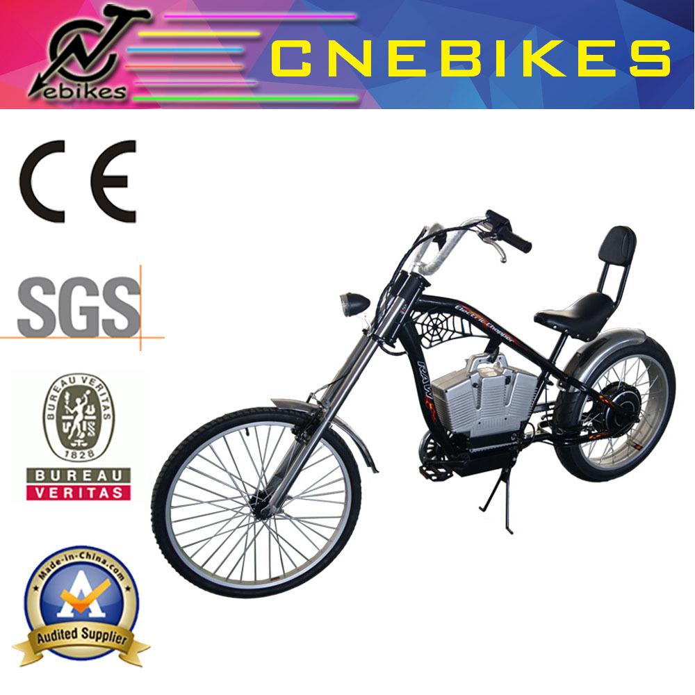 48v 1000w Cheap Electric Chopper Bike