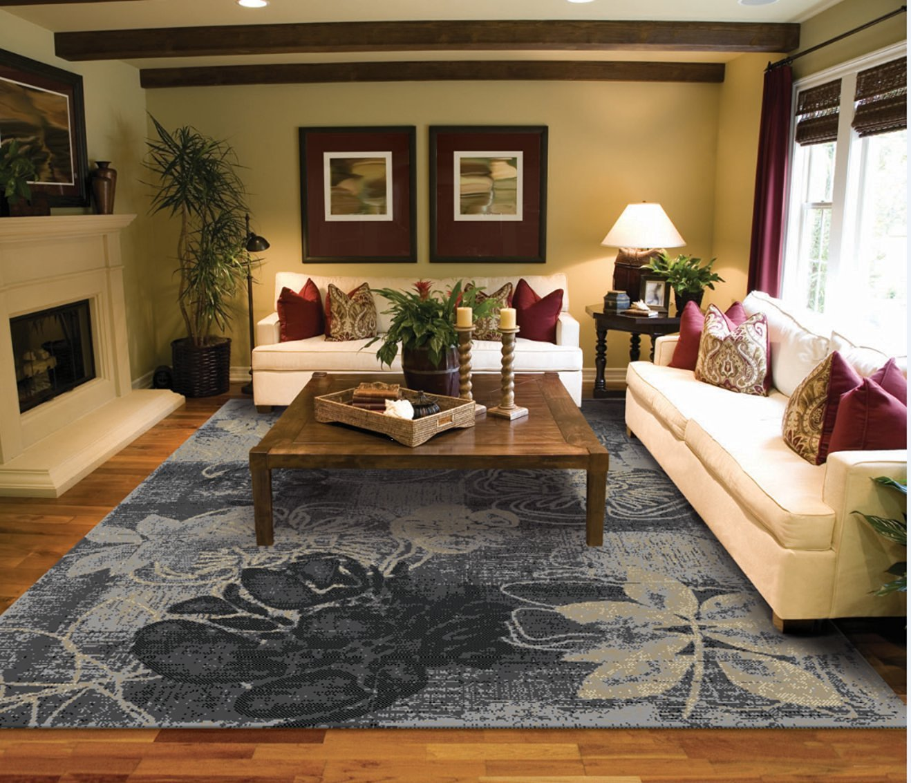 Cheap Grey And Black Area Rugs Find Grey And Black Area Rugs Deals