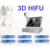hifu 3d hifu aesthetic device for skin tighten body contouring hifu shape