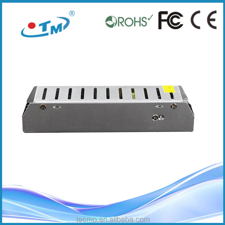 80W 12V analog to ip camera converter yusing led power supply With CE RoHS FCC