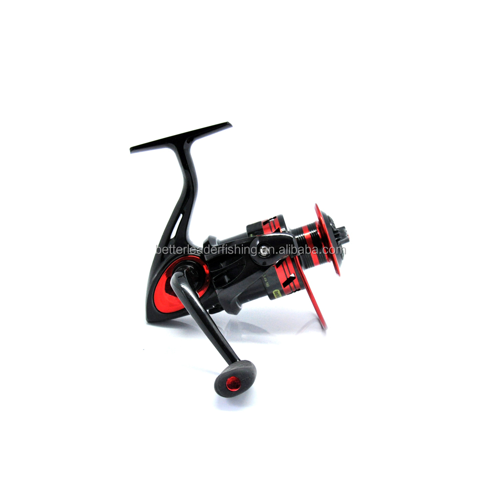 Topline Tackle New Style Spinning Fishing Reel With Metal Handle