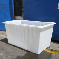 Hot new product 1900L square plastic water tank with factory wholesale price