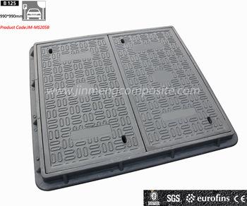 cast smc plaque d 39 gout en plastique en124 b125 1000 x 1000 mm buy sous pression plaque d. Black Bedroom Furniture Sets. Home Design Ideas