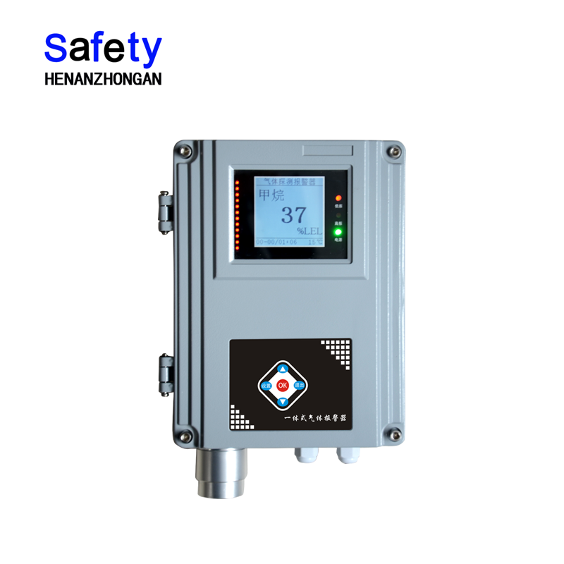 The automatic multi gas detector for wholesale