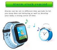 Kids Smart Watch Mobile Phone Q528 Wristwatch With Gps Sos Sim Touch Screen Watch