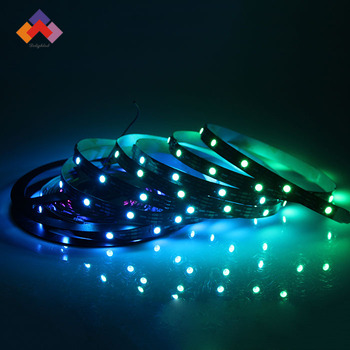 full color dc 5v individually addressable led christmas lights ic built in digital smd 5050