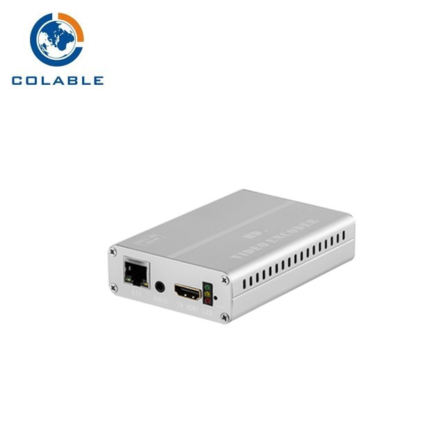 lithium Battery h 264/h 265 hd vga encoder iptv for wowza of
