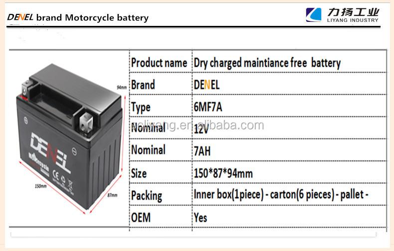 Peças De Peças Cf Moto Para Bateria Atv Shineray De Fábrica Chinesa De  Motor - Buy Bateria De Motor,Peças De Moto Cf Bateria,Bateria Da