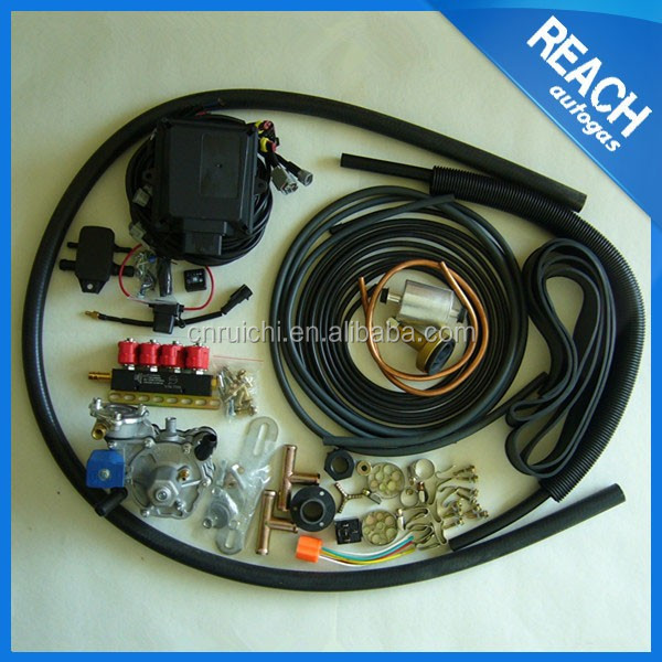 China Supplier Lpg Sequential Injection Kit