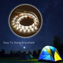 nieuwe product outdoor draagbare usb aangedreven waterdichte led camping licht strip