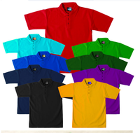 2019 high quality slim fit short sleeve cheap 100% cotton blank polo shirt