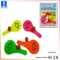 cheap plastic Paddle Ball for wholesales