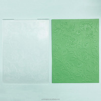 New Design Plastic Embossing Folders for DIY Scrapbooking Support Custom Made