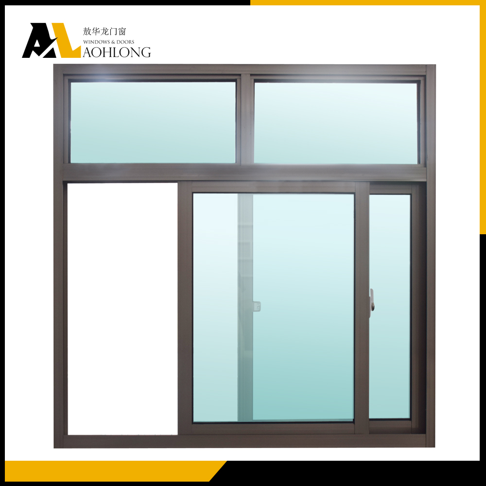 how to clean aluminum sliding windows