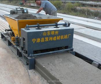 2015 new business ideas europe machine precast lightweight concrete